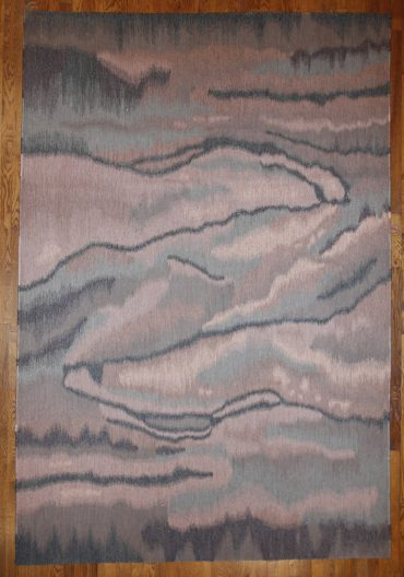 Artex Rug 6 x 9 in Timber/Earth tones