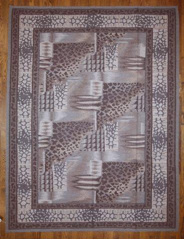 Artex 6 x 9 in Leopard/Earthtones