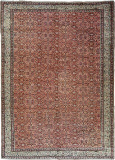 Antique Anatolia Sivaz 8 x 11 in Blue/Red