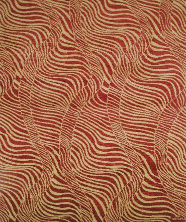 Armenian Modern 4×6 in Beige/Red