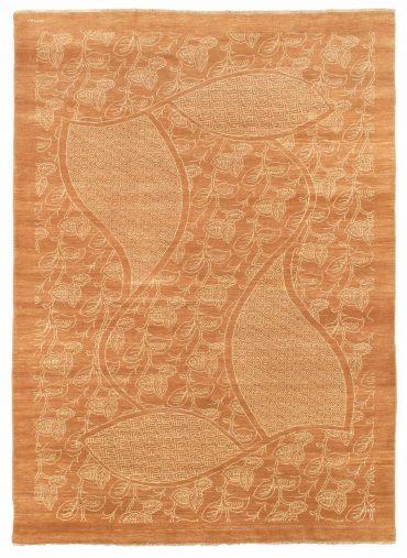 Armenian Modern 9×12 in Caramel/Beige