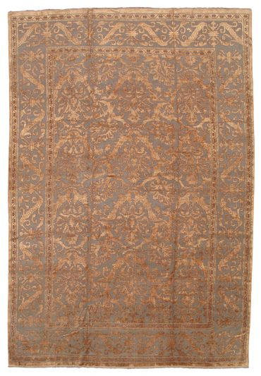 Anatolia Silcose 11×17 in Gold/Grey