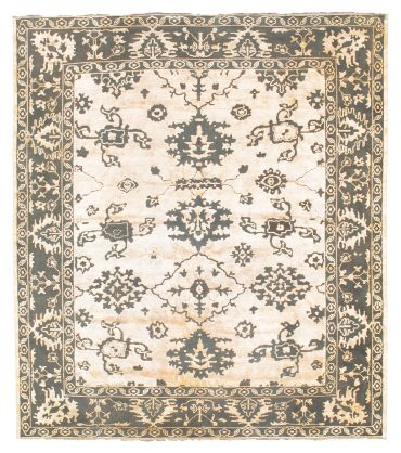 Anatolia Silcose 8×9 in Beige/Charcoal